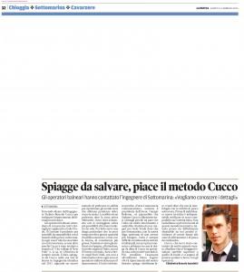 La Nuova Venezia - Stefano Boscolo Cucco 2